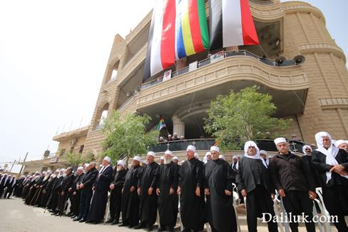 خلوة مجدل شمس تحرًم المشاركة في انتخابات المجالس المحلية