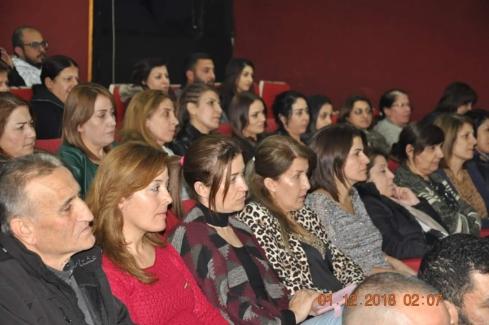 كلية رام تستضيف د.محمود الخطيب في أمسية ثقافية في قاعة الجلاء